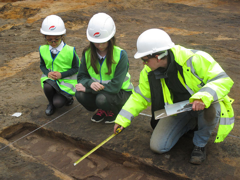 Archaeology Scotland Caves & Castles Time Tour