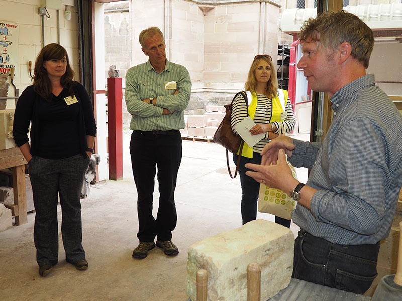 Training: Conservation of Timberwork
