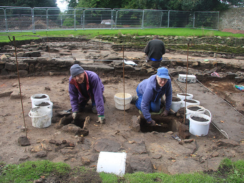 Archaeological Research in Progress 2018