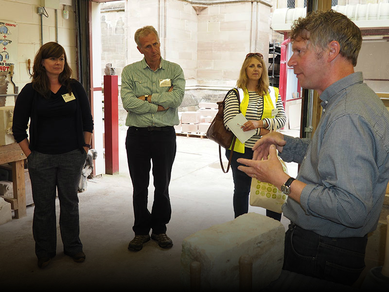 Training: Perth Traditional Building Skills Roadshow