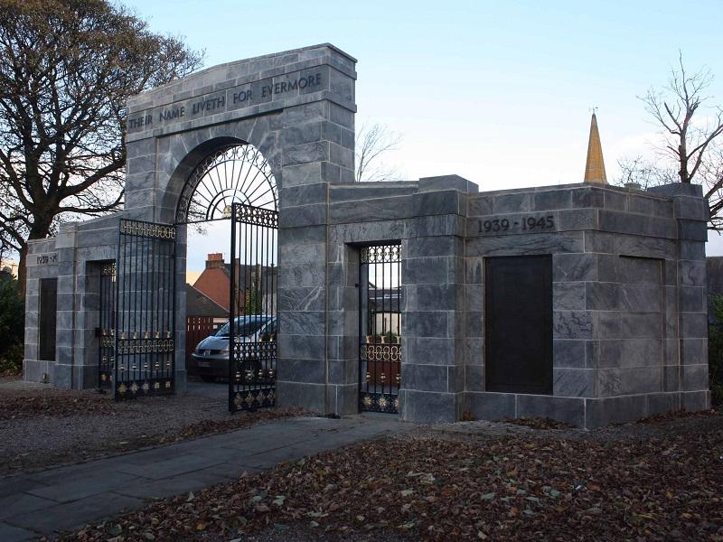 Kirkintilloch War Memorial