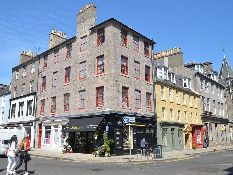 Architectural Conservation CPD: Historic Shopfronts