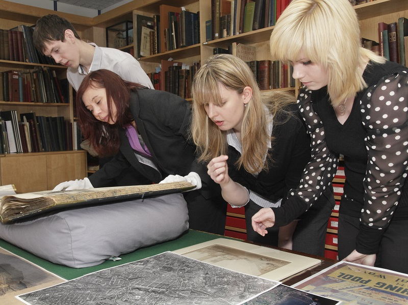 Incorporating heritage Apprenticeships within your organisation