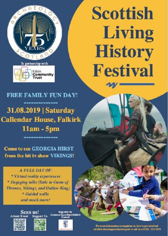 Scottish Living History Festival