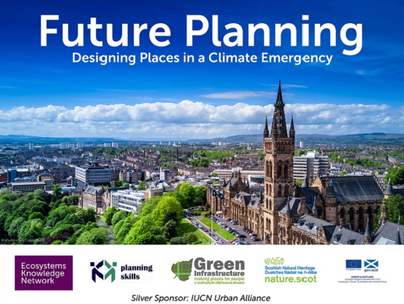 Future Planning: Designing Places in a Climate Emergency