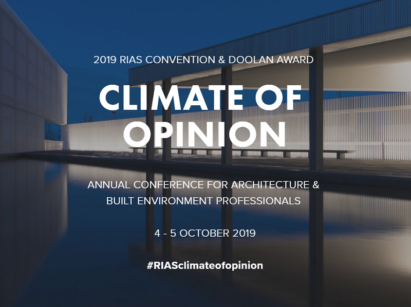 RIAS Convention 2019 – Climate of Opinion