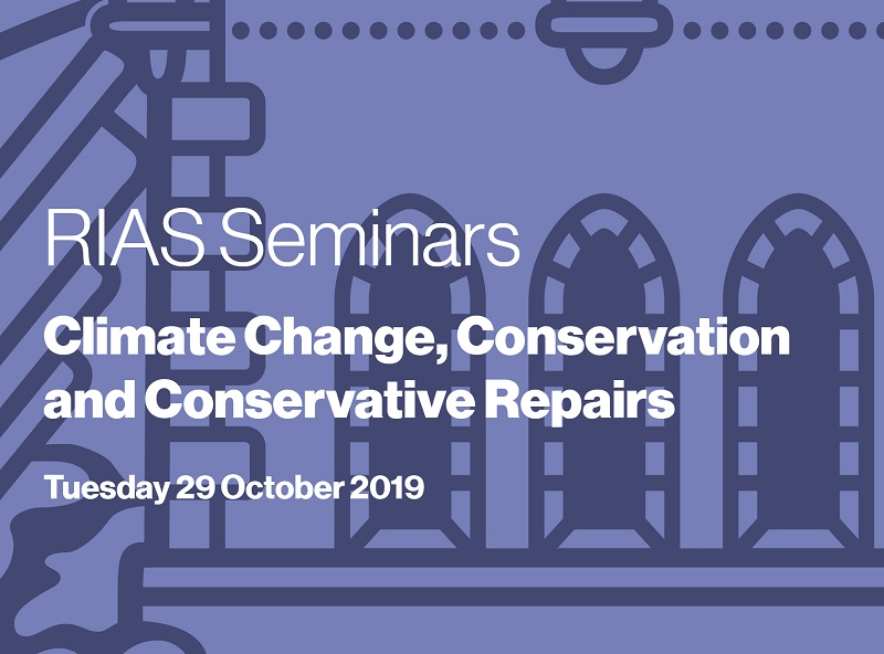 Climate Change, Conservation & Conservative Repairs