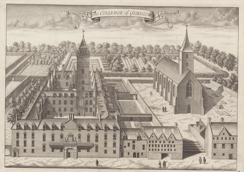 CANCELLED Building of the University of Glasgow, 1451-2020